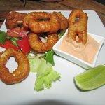 The best calamari EVER!