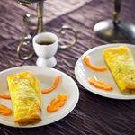 Falguni Roll (Vegetarian)