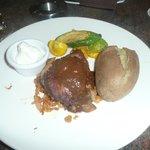 Tenderloin Steak - sehr gut