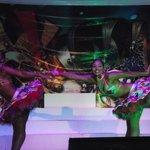 Bailarinas show nocturno