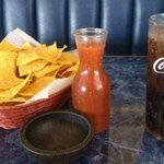 starter chips n salsa