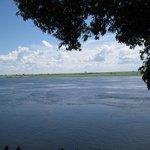 view of zambesi.. you need walk over to it
