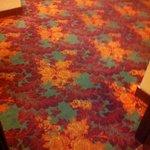 moqueta pasillos
