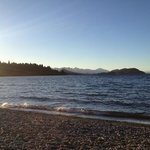 playa bonita, a mts de las cabañas