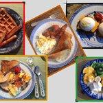 5 excellent breakfast meals :-)