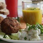 Photo of Salad Bar