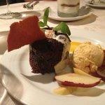 Italian resto dessert