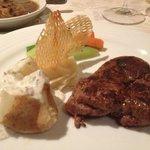 Italian resto beef filet