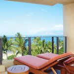 Lanai View of an Ocean Front Suite
