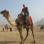 this photo was taken in Giza,Egypt