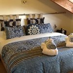 beautiful bedroom at Chalet Romantica