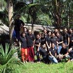 Volcan Beach Staff