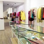 A Cafe is located inside Anna Vo fashion boutique- A modern and contemporary fashion store