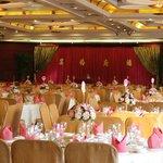 Wedding evening reception - dining