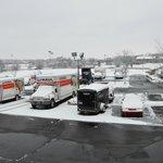 Parking lot - resident Uhauls?