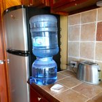 free supply of clean drinking water
