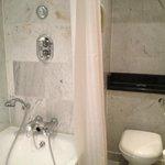 改装前の部屋のバス&トイレ