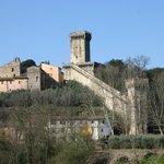 Il complesso murario di Vicopisano