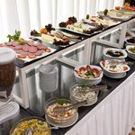 Open Buffet Breakfast