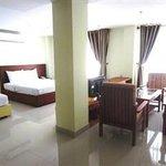 40sqm suite room