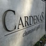 Photo of CARDENAS charcoal grill