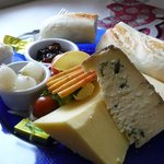 Ploughman's Lunch....with 2lbs of cheese!!