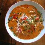 Panang Curry mit Ente - hat mir nicht geschmeckt