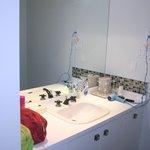 Bathroom in suite on 3rd floor