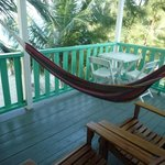 Porch - SeaStar Room