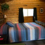slaapkamer, klein maar gezellig