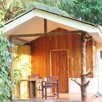 Our new cabin: Honeymoon cabin $55 for 2 per night