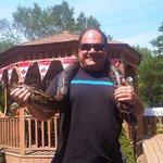 Joe and his Snake