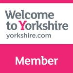 We are proud members of 'Welcome to Yorkshire'