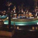Hotel in Evening