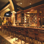 Welcome to the main bar, relax by the fireplace