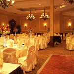 The main ballroom - 20 - 250 guests