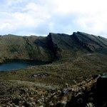 Lagoons at the summit