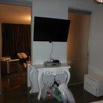 tv en la habitacion