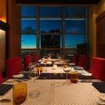 Atrio private dining room