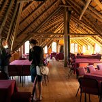 Picture from 2010 of the Treetops function room