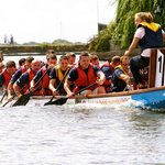 The Dragon Boat Race Blue Bell Pirates