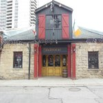 Historical building converted to an authentic Irish Pub