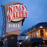 Φωτογραφία: Kings Valley Diner