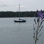 anchored in eecho bay