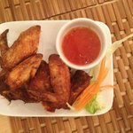 Chicken Wings Appetizer