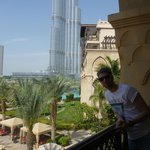 my partner and the burj
