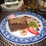 Brownie en Los Lirios