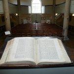 John Wesley's Chapel interior