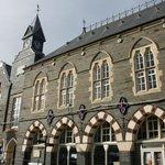 The Guildhall, Cardigan, Ceredigion