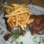 Beef Fillet & Frites